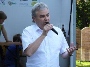 Bürgermeister Friedrich Völler sprach den vielen Ehrenamtlichen seinen Dank aus, für ihre geleistete Arbeit.