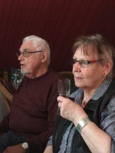 Herta und Dieter M.  Die Gastgeber unseres Generationentreff