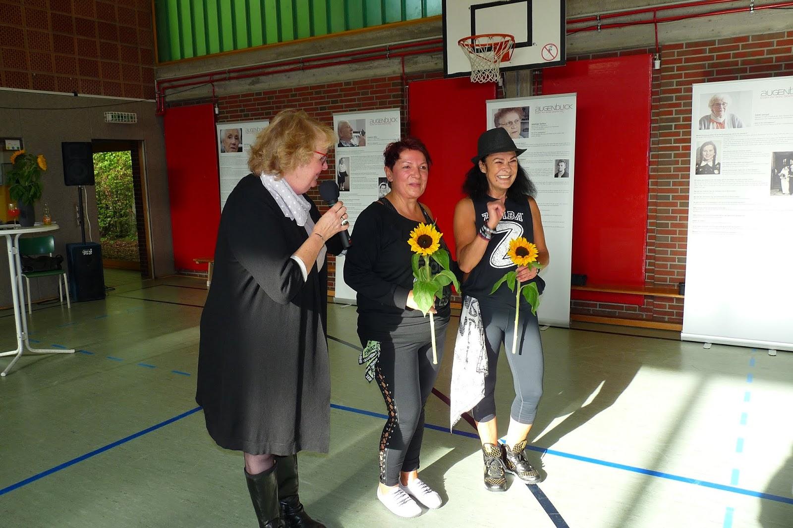 Manuela, Carmen und Ayse-  Quelle: Hans-Jürgen Adams - Wiesmoor Info Blogspot